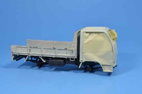 Camion Mitsubishi  blindé 1/35 (DIOPARK) File