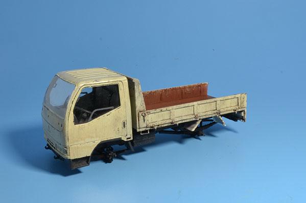 Camion Mitsubishi  blindé 1/35 (DIOPARK) - Page 2 File